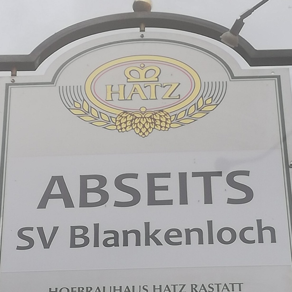 SVB Abseits Clubhaus